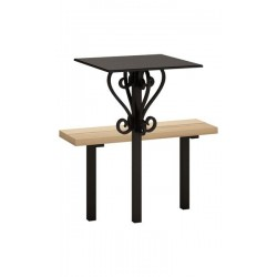 Комплект №1 (стол+скамейка)